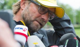 Jürgen Klopp wird seinen Vertrag beim BVB auflösen. (Foto)