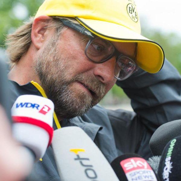 Das sagt Kloppo zu seinem Aus beim BVB (Foto)