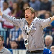 Handball-Coach Schwalb verlässt Intensivstation (Foto)