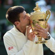 Djokovic triumphiert über Federer - Boris Becker überglücklich (Foto)
