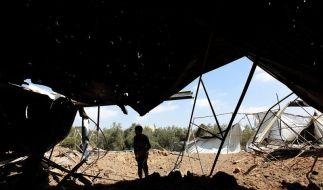 Neun Tote bei israelischen Luftangriffen im Gazastreifen (Foto)