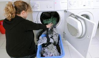 Drei Modelle fielen im Waschmaschinen-Dauertest der Stiftung Warentest durch. (Symbolbild) (Foto)