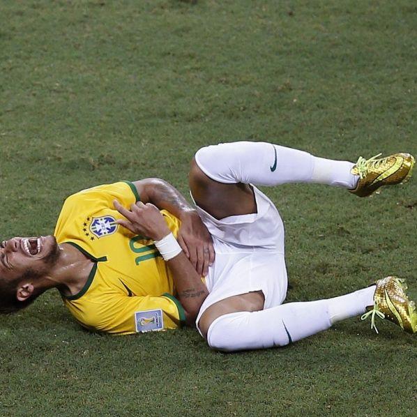 Fifa-Schiri erklärte Neymar, Müller  Co. zu Freiwild (Foto)