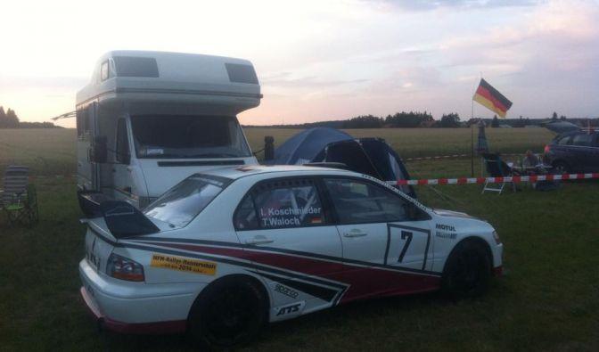Rallye-Tragödie in Bayern
