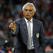 Halilhodzic bestätigt Abschied von Algeriens Team (Foto)