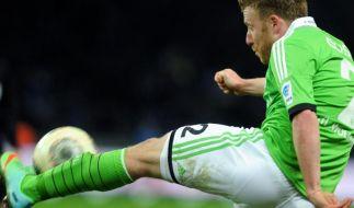 Kreuzband-Verletzung bei Wolfsburgs Ochs (Foto)