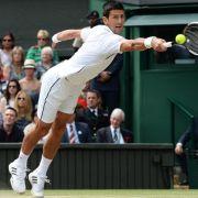 Wimbledonsieger Djokovic als Erster für WM qualifiziert (Foto)