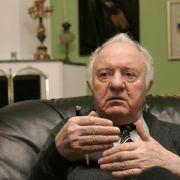 Ex-Außenminister Schewardnadse tot (Foto)