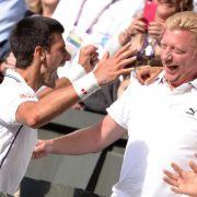 Becker mit Djokovic am Ziel: «Das war meine Aufgabe» (Foto)