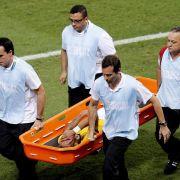 Kündigung! Weil sie den verletzten Neymar filmte (Foto)