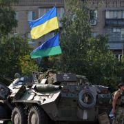 Kiew will Widerstand der Separatisten brechen (Foto)