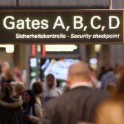 Airport-Lounges dürfen nur von Fluggästen genutzt werden (Foto)