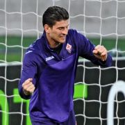 Trainingsauftakt für Stürmer Gomez beim AC Florenz (Foto)