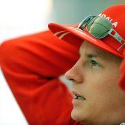 Ferrari bestätigt: Räikkönen fehlt nach Unfall bei Tests (Foto)