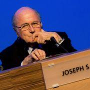 WM-Phantom Blatter: FIFA-Boss schickt Kurznachrichten (Foto)