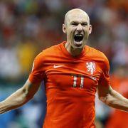 Messi? Robben! Oranje gelassen vor Superstar-Duell (Foto)