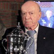 Ein Großer des Fußballs:Alfredo Di Stéfano gestorben (Foto)
