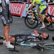Cavendish wird nach Tour-Sturz operiert (Foto)
