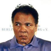 Boxhandschuhe von Muhammad Ali werden versteigert (Foto)