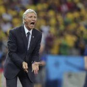 Kolumbiens Verbandschef: Trainer Pekerman soll bleiben (Foto)