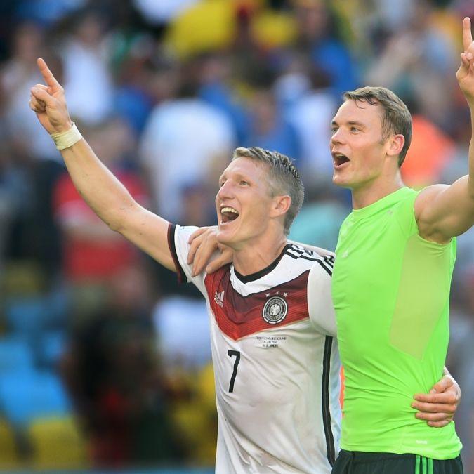Brasilien durchschaut! So packte Deutschland das Finale (Foto)