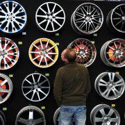 Was ist die Einpresstiefe bei Autofelgen? (Foto)