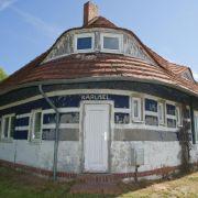 Nach Jahren des Verfalls wird Asta-Nielsen-Haus saniert (Foto)