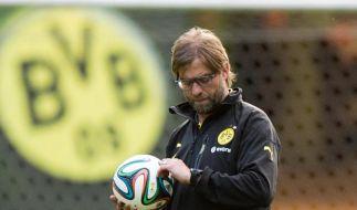 Jürgen Klopp hat seinem BVB sieben Jahre lang die Treue gehalten. (Foto)