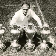 Real erweist Di Stéfano die letzte Ehre (Foto)