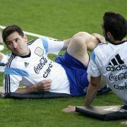 Generation Messi: Der WM-Plan - Jetzt oder nie (mehr) (Foto)