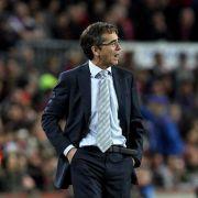 La Coruña entlässt überraschend Trainer Vázquez (Foto)
