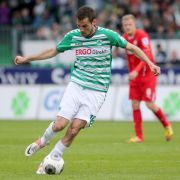 Greuther Fürth verlängert mit Mittelfeldprofi Sukalo (Foto)