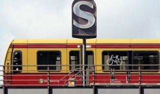 Im August erhebliche Behinderungen bei Berliner S-Bahn (Foto)