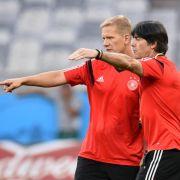 Countdown für DFB-Team läuft (Foto)