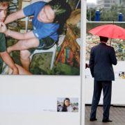 Verheerender Taifun Haiyan:Fotografien von Kindern (Foto)