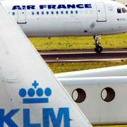 Air France-KLM kappt Gewinnprognose (Foto)