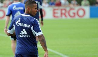 Schalker Aogo wieder im Mannschaftstraining (Foto)