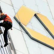 Commerzbank droht Strafe in den USA (Foto)