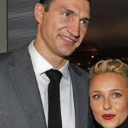 Wladimir Klitschko und Hayden Panettiere in Vorfreude (Foto)