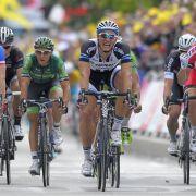 4. Tour-Etappe, 3. Sieg: Sprinter Kittel gewinnt erneut (Foto)