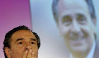 Prandelli nach WM-Aus noch immer enttäuscht: «Schock» (Foto)