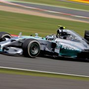 Rosberg Dritter bei Formel-1-Tests in Silverstone (Foto)