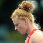 Hammerwurf-Weltrekordlerin Heidler in Ungarn Zweite (Foto)