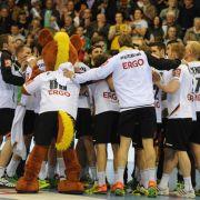 Paukenschlag: Deutsche Handballer mit Wildcard zur WM (Foto)