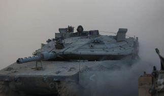 Offensive im Gazastreifen: Israel und Hamas im Sog der Gewalt (Foto)