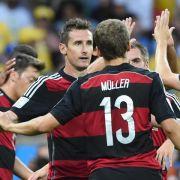 Klose WM-Rekordschütze - Müller will Torjägerkrone (Foto)
