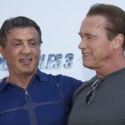 Starbesetzte «The Expendables 3»-Weltpremiere in London (Foto)