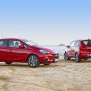 Opel Corsa bekommt Design-Merkmale des Adam (Foto)