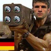 #BRAGER-Rausch bei Twitter - Terminator und Merkel über Rio (Foto)