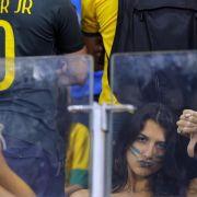 Der «Hexa»-Traum ist aus: Brasilien trägt Trauer (Foto)